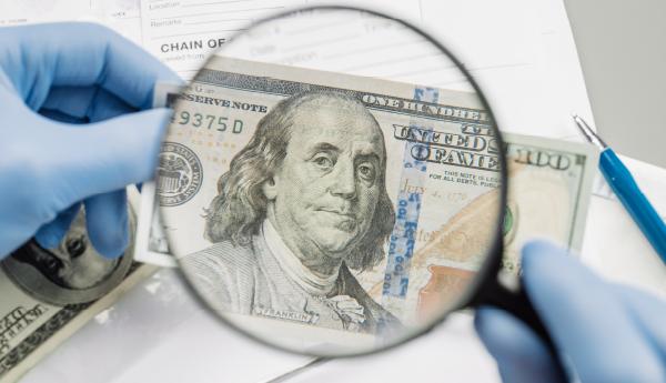 Як розпізнати фальшиві гроші?