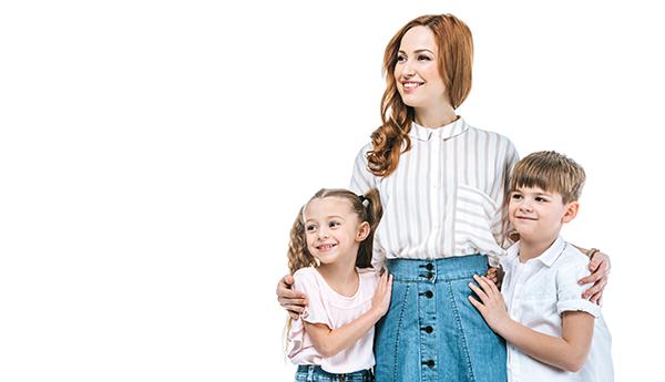 Пенсія для багатодітних матерів в Україні