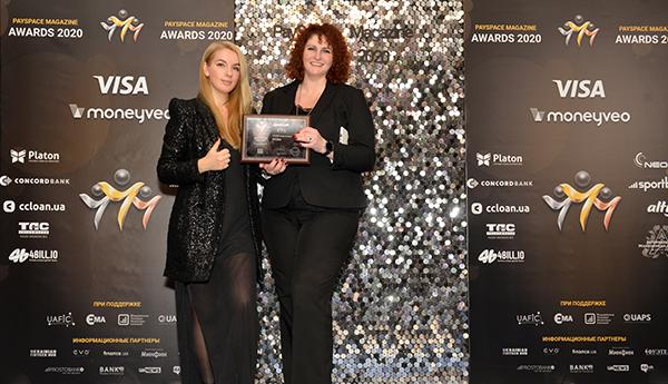 """Компанія CCloan завоювала 2-е місце в номінації """"Кращий сервіс онлайн-кредитування"""" від PSM Awards"""