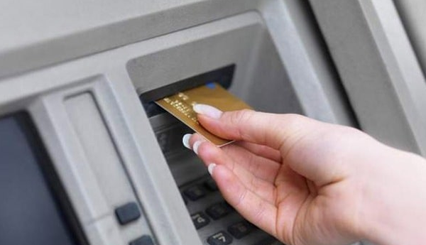 Як працює і влаштований банкомат